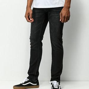 Other - Volcom Solver  Tapered, Black Jeans Size 27 (af30)